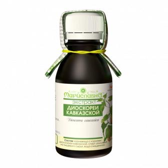 Диоскорея кавказская (спиртовая настойка)