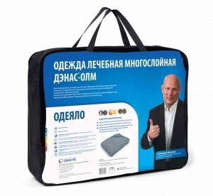 Одеяло лечебное многослойное ДЭНАС-ОЛМ-01