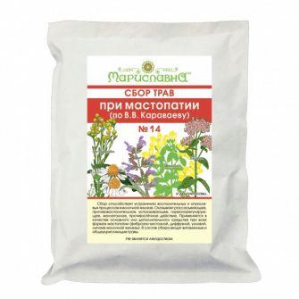 Сбор лекарственных трав при Мастите и Мастопатии