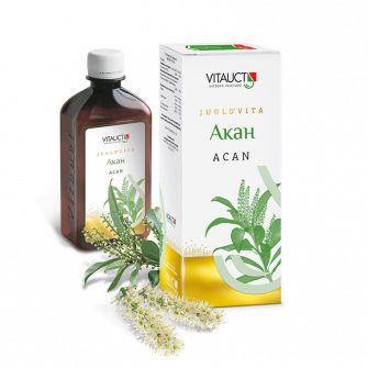 Акан - 6 компонентов против опухолей