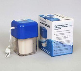 Живая и мертвая вода прибор микротон (с таймером)