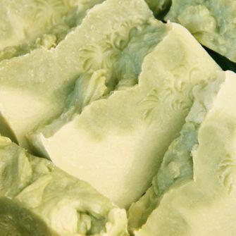 Аллепское натуральное мыло на масле лавра