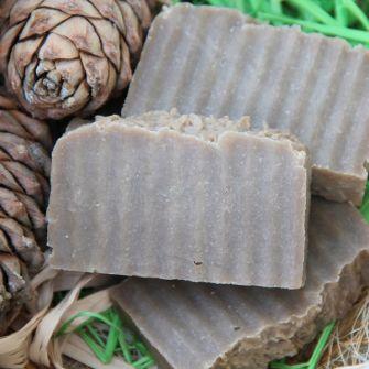 Живичное натуральное антисептическое банное мыло