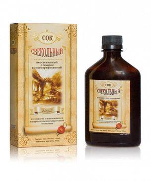 Свекольный сок (концентрат)