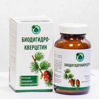 Биодигидрокверцетин (экстракт лиственницы сибирской)