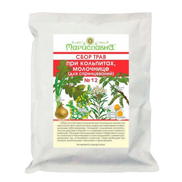Купить сбор трав для лечения молочницы и кольпита в интернет аптеке