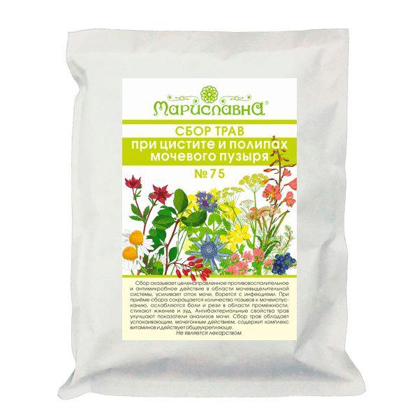 Травяной сбор от цистита для беременных